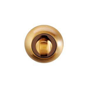 Rozetă E9 T2 (SCF/SPCF) – cu blocaj pentru ușă baie sau WC