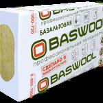 BASWOOL  LIGHT –  Vată Minerală Bazaltică (35-45 kg/m3) </br>M2/M3