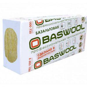 BASWOOL ROOF – Vată Minerală Bazaltică pentru Acoperiș (140-160 kg/m3) M2/M3