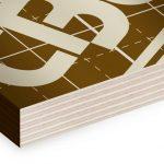 TEGO Deck 350 – Placaj Mesteacan Cu Grilă De Marcare