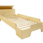 Set format din 2 paturi Lego și o ladă de depozitare